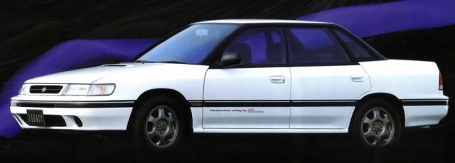 Subaru Legacy RS Type RA 02