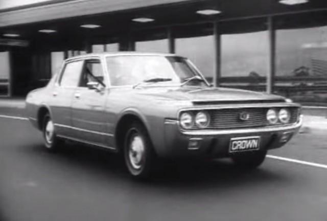 Toyota Crown 1972 Aussie CM