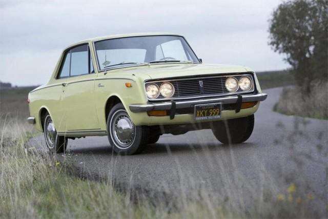 1968 Toyota Corona Bonhams Scottsdale 2015 2