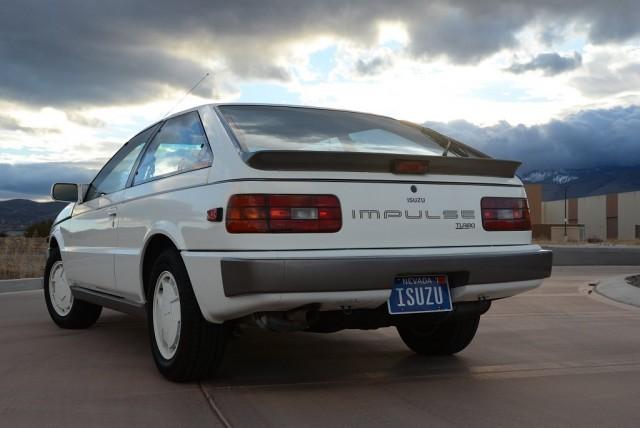 1987 Isuzu Impulse RS Turbo 03