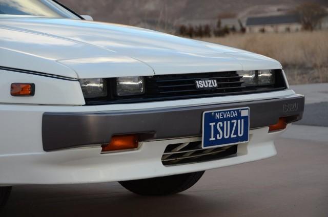 1987 Isuzu Impulse RS Turbo 09