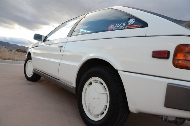 1987 Isuzu Impulse RS Turbo 17