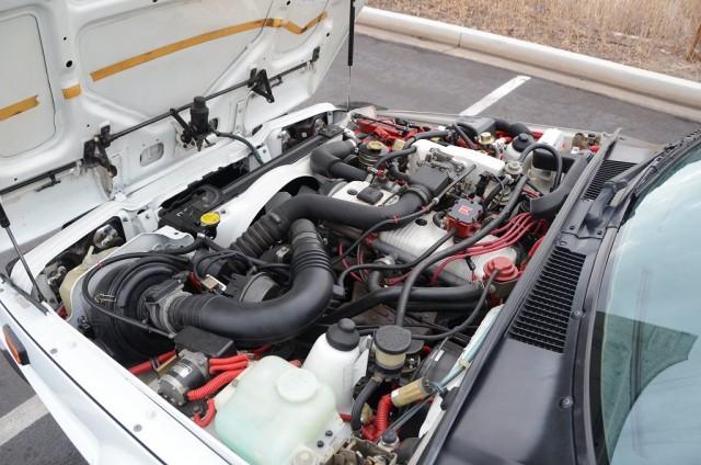 1987 Isuzu Impulse RS Turbo 33