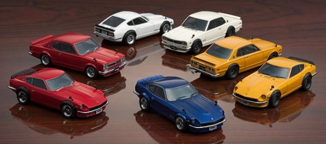 Ignition Nissan Skyline & Fairlady Z