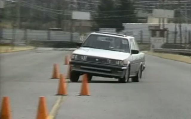 Motorweek 1985 Toyota Cressida MX73