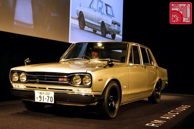 PGC10 Nissan Skyline GT-R hakosuka RM Auctions