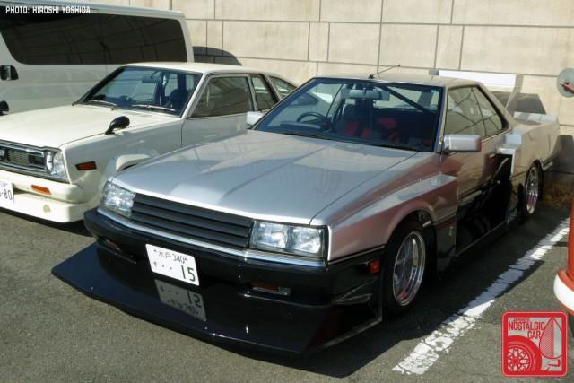 201-P1150292_NissanSkylineR30-silhouette