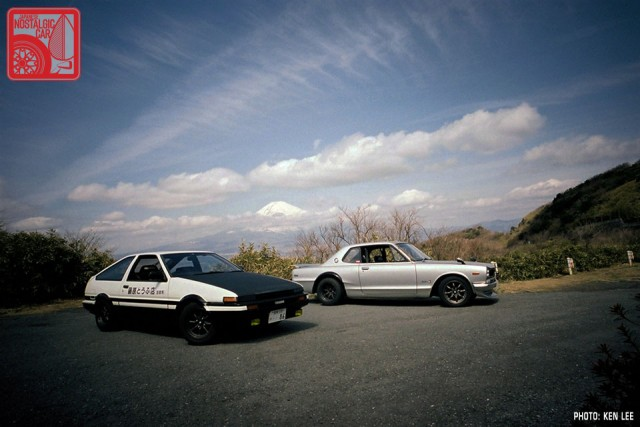 AE86 & Hakosuka - GR21-741