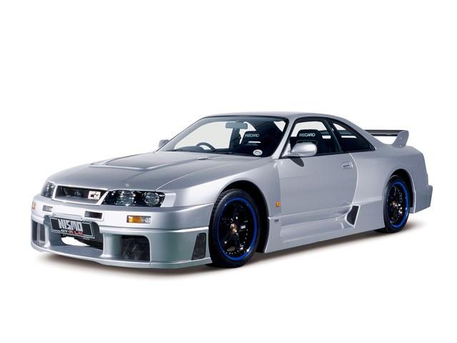 Nissan NISMO GT-R LM R33