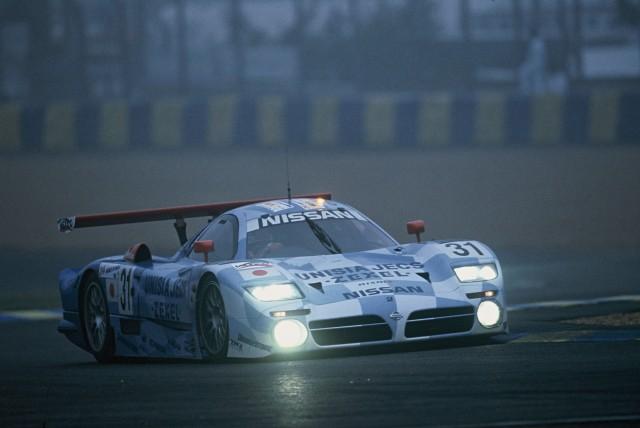 Nissan R390 GT1 Le Mans 1998