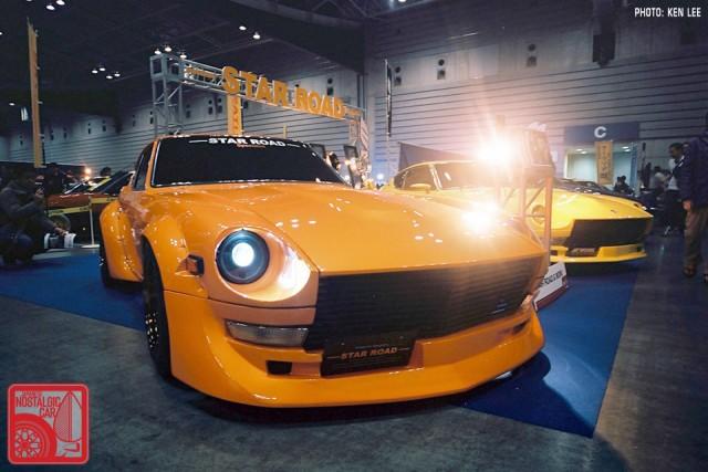 04-989_Nissan Fairlady Z S30 Star Road