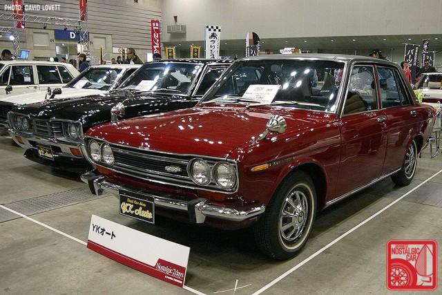 080-DL013_Nissan Bluebird 510