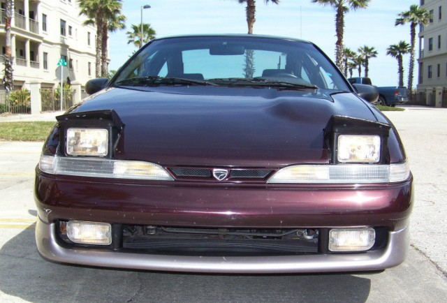 1990 Eagle Talon TSi AWD 04 front