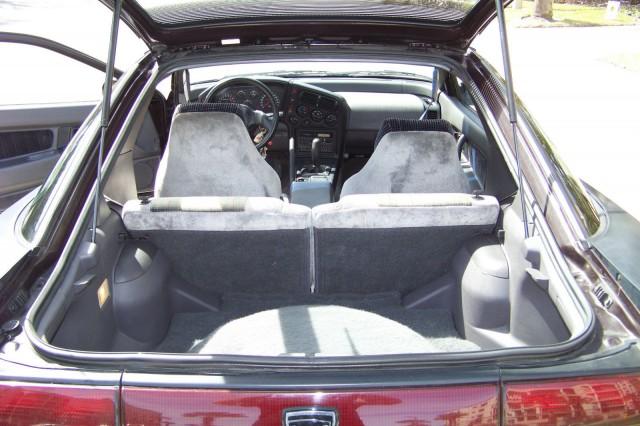 1990 Eagle Talon TSi AWD 07 trunk