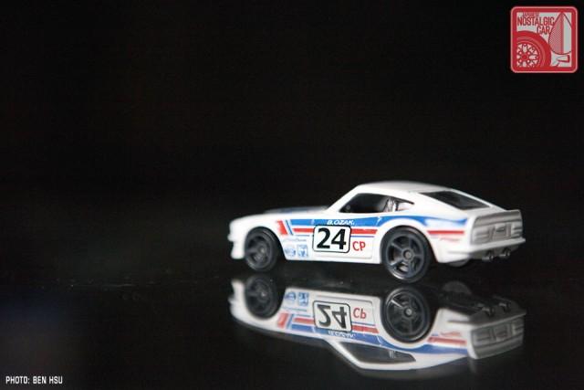 Hot Wheels Datsun 240Z white 2015 JNC 06