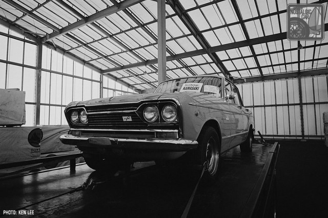 Prince Skyline GT-B - GR21-796