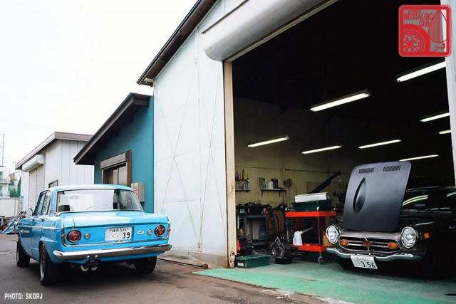 Prince Skyline GT-B - Shaken