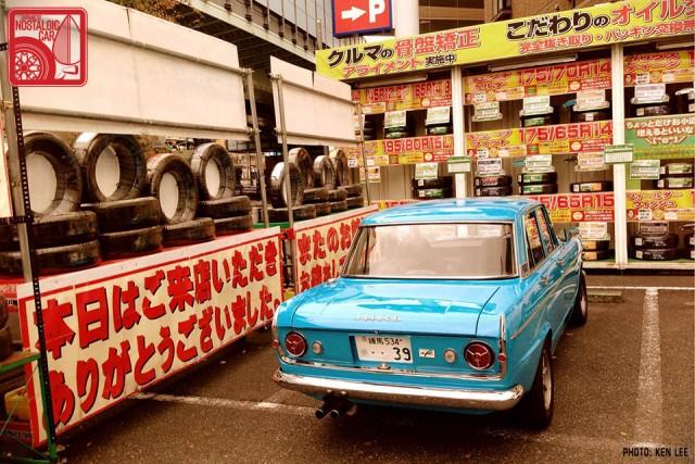 Prince Skyline GT-B in Tokyo - GR21-8243