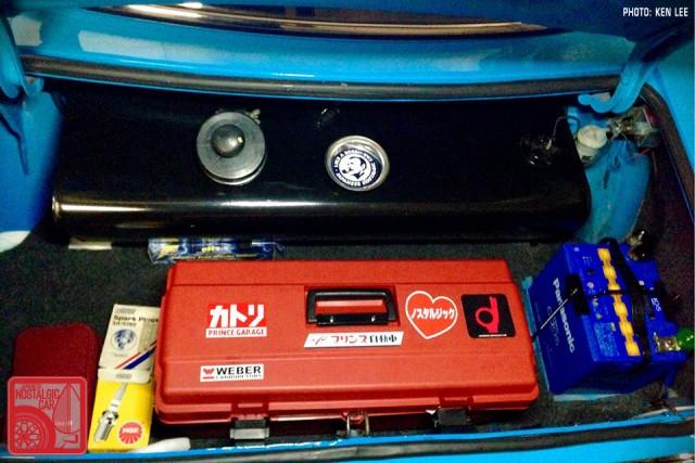 Prince Skyline GT-B toolbox - GR21-8246