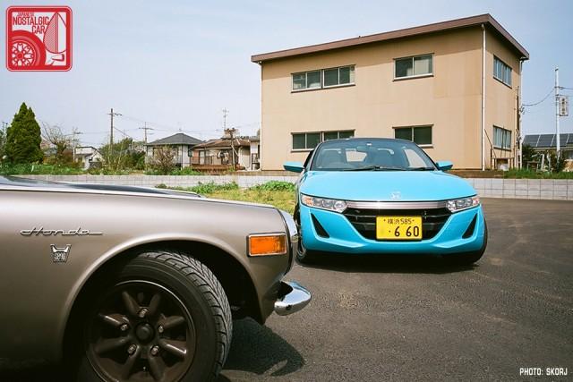 012-Sk543s_Honda S660 & S800