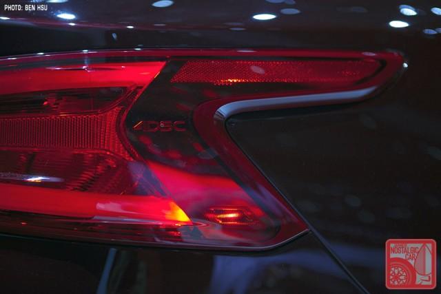 2016 Nissan Maxima 4DSC taillight