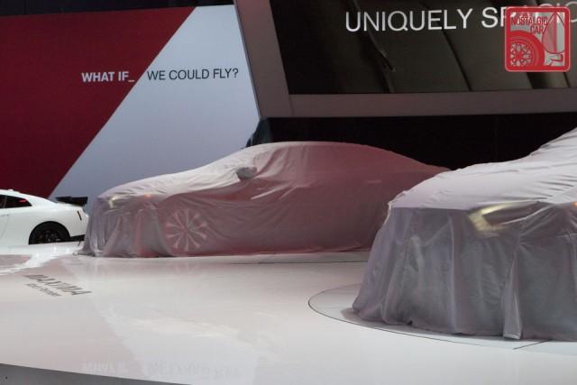 2016 Nissan Maxima NY Auto Show