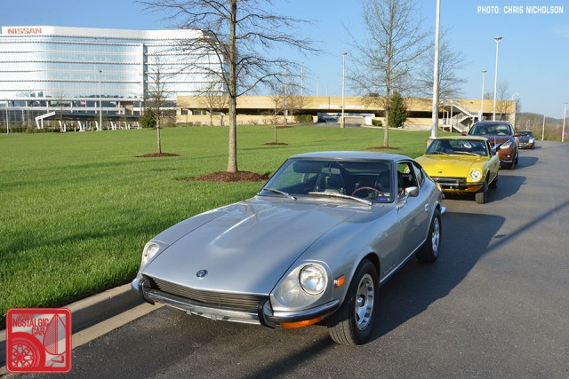 Datsun 240Z Nissan Heritage Collection 02