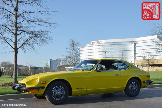 Datsun 260Z Nissan Heritage Collection 04