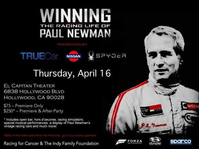 Winning Paul Newman Nissan Datsun Documentary