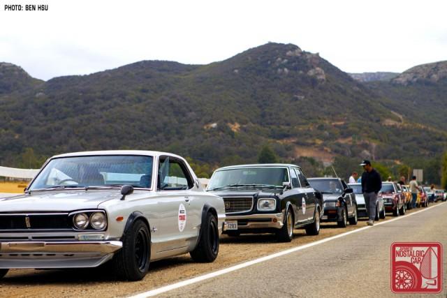 049_Touge California Nissan Skyline C10 Hakosuka