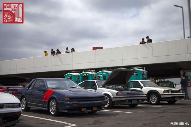 07_Nissan 200SX S12 & Toyota A60 Celica