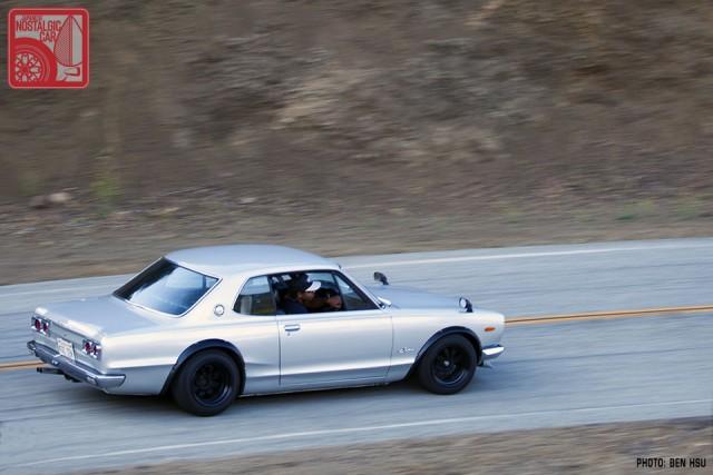 121_Touge California Nissan Skyline C10 Hakosuka