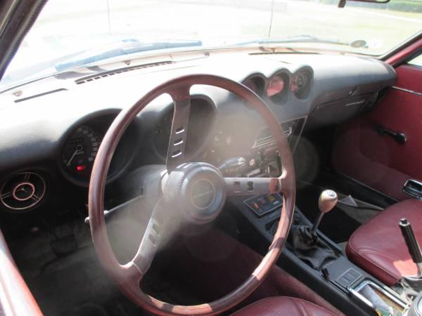 1972 Datsun 240Z Pace Car 02