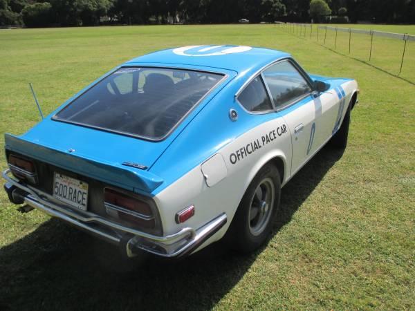1972 Datsun 240Z Pace Car 04