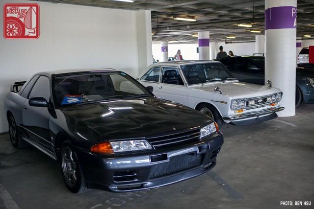 31_Nissan Skyline R32 & Datsun 510