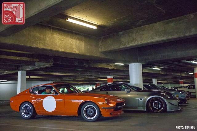 45_Nissan 350Z & Datsun 240Z