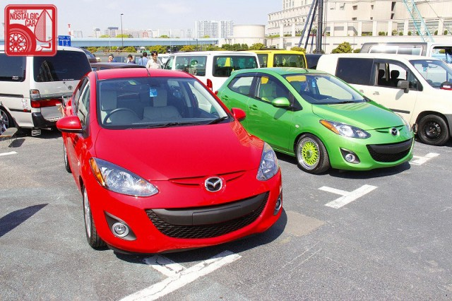 9119_Mazda 2 Demio