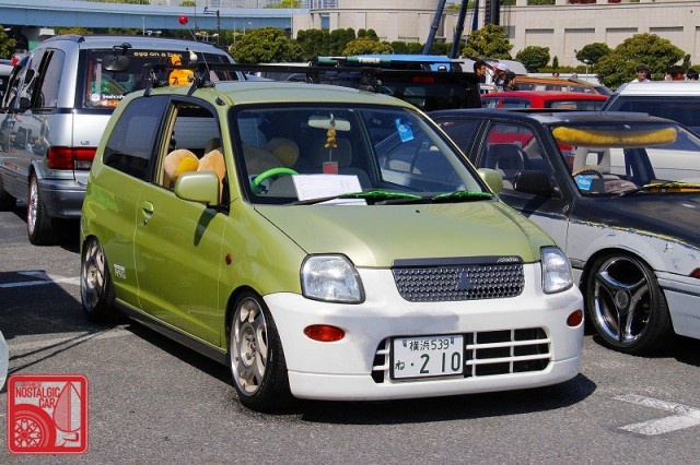 9127_Mitsubishi Minica Pistachio