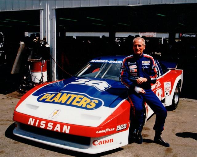 Paul Newman Nissan 300ZX