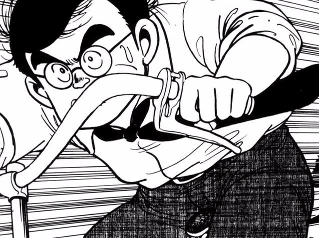 Soichiro Honda manga