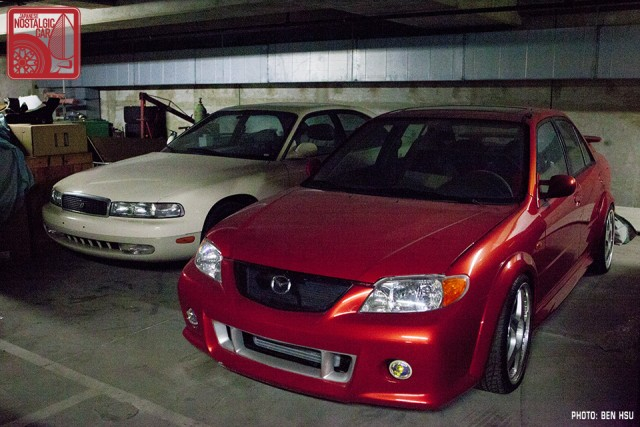 13_Mazda Basement 929 & Mazdaspeed3_MakeModel