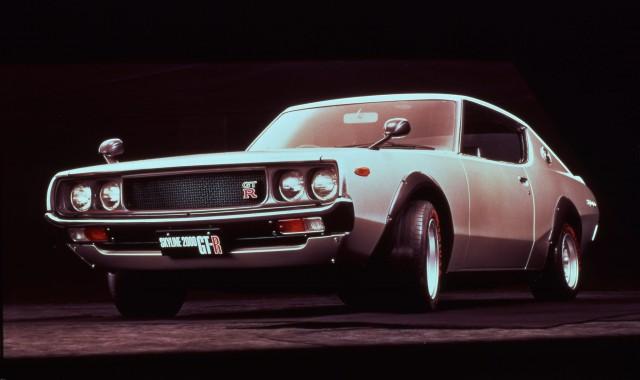 1973 Nissan Skyline 2000GT-R KPGC110