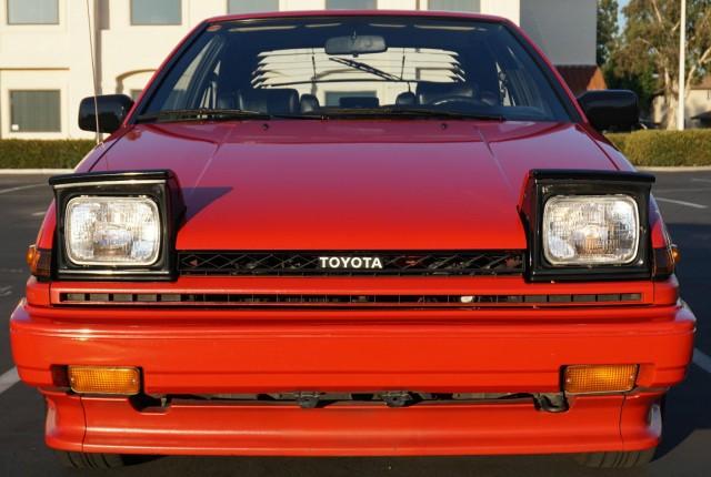 1986 AE86 Corolla GT-S liftback 89k mile 04