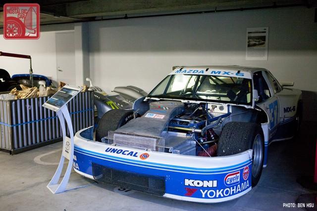 21_Mazda Basement MX6 IMSA GTU_MakeModel