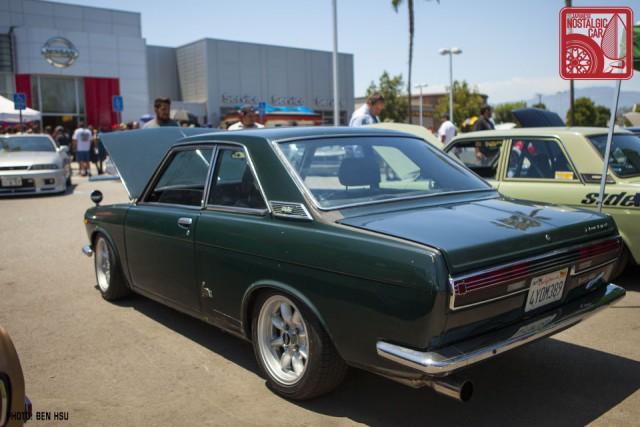 50_Nissan 510 Bluebird Coupe