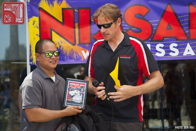 66_NIssan Jam People's Choice Award