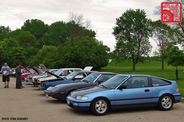 Honda CRX Lineup