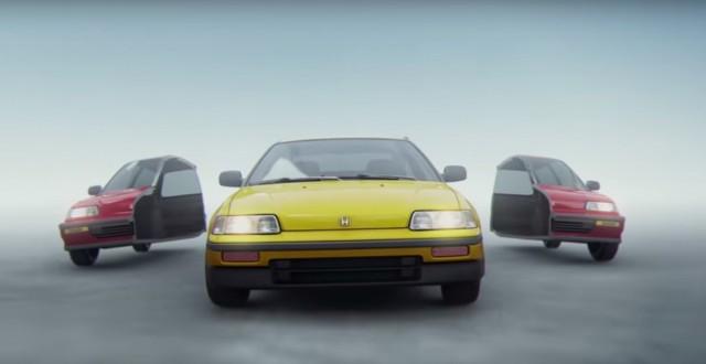 Honda Great Thinking Inside commercial