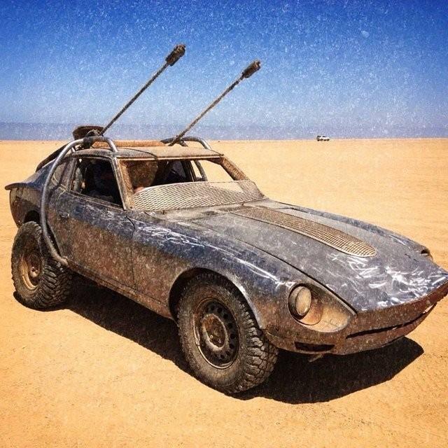 Mad Max Fury Road Datsun 240Z
