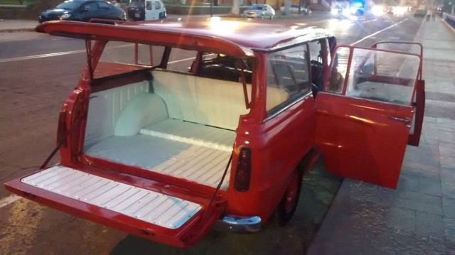 Toyopet Crown Wagon S30 5